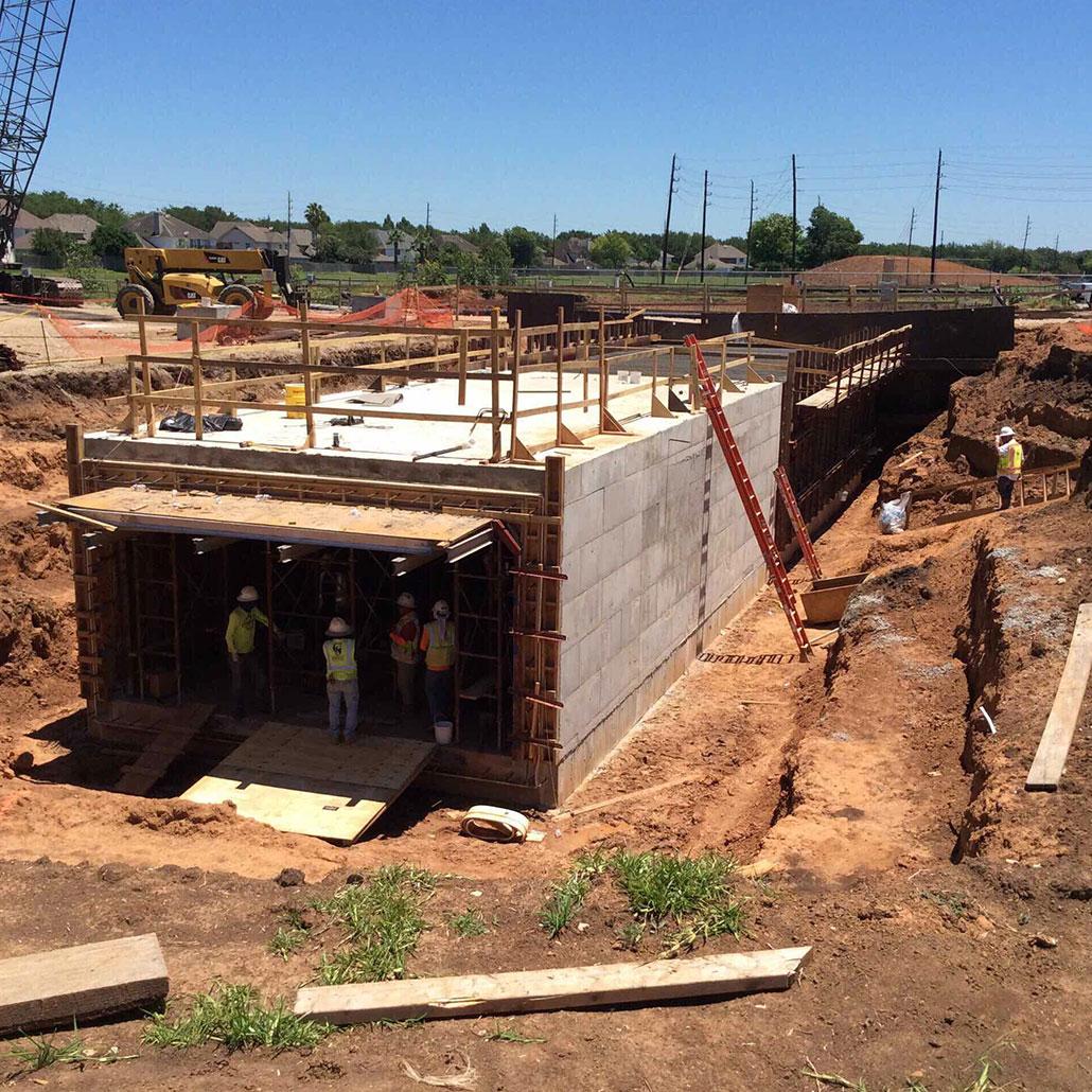 Fort Bend LID Pump Station #3