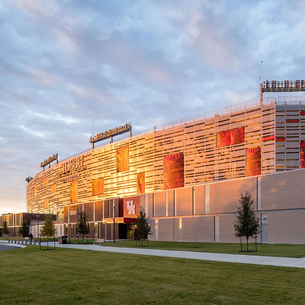 University of Houston Stadium