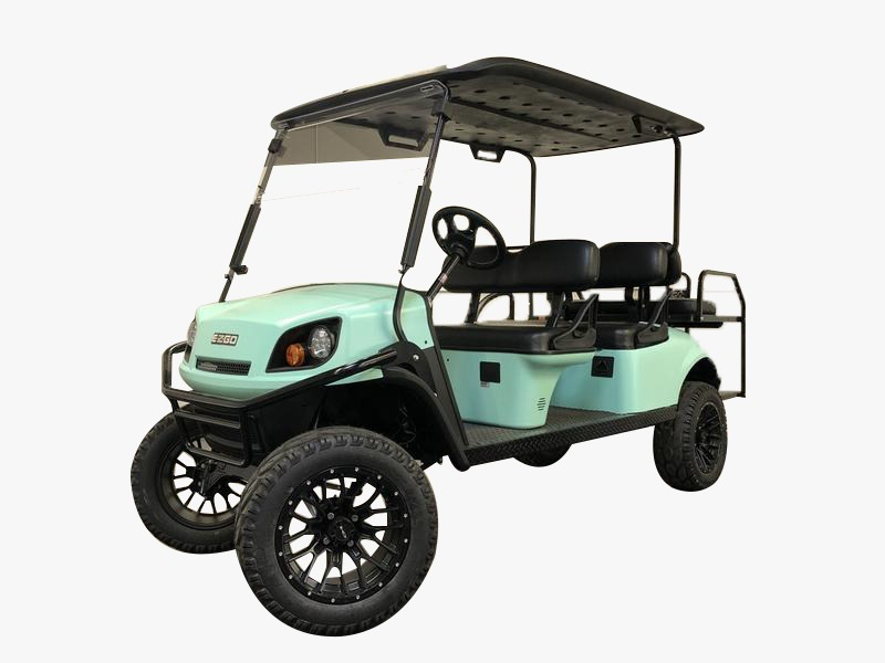 Where Can I Drive A Street Legal Golf Cart in Marco Island