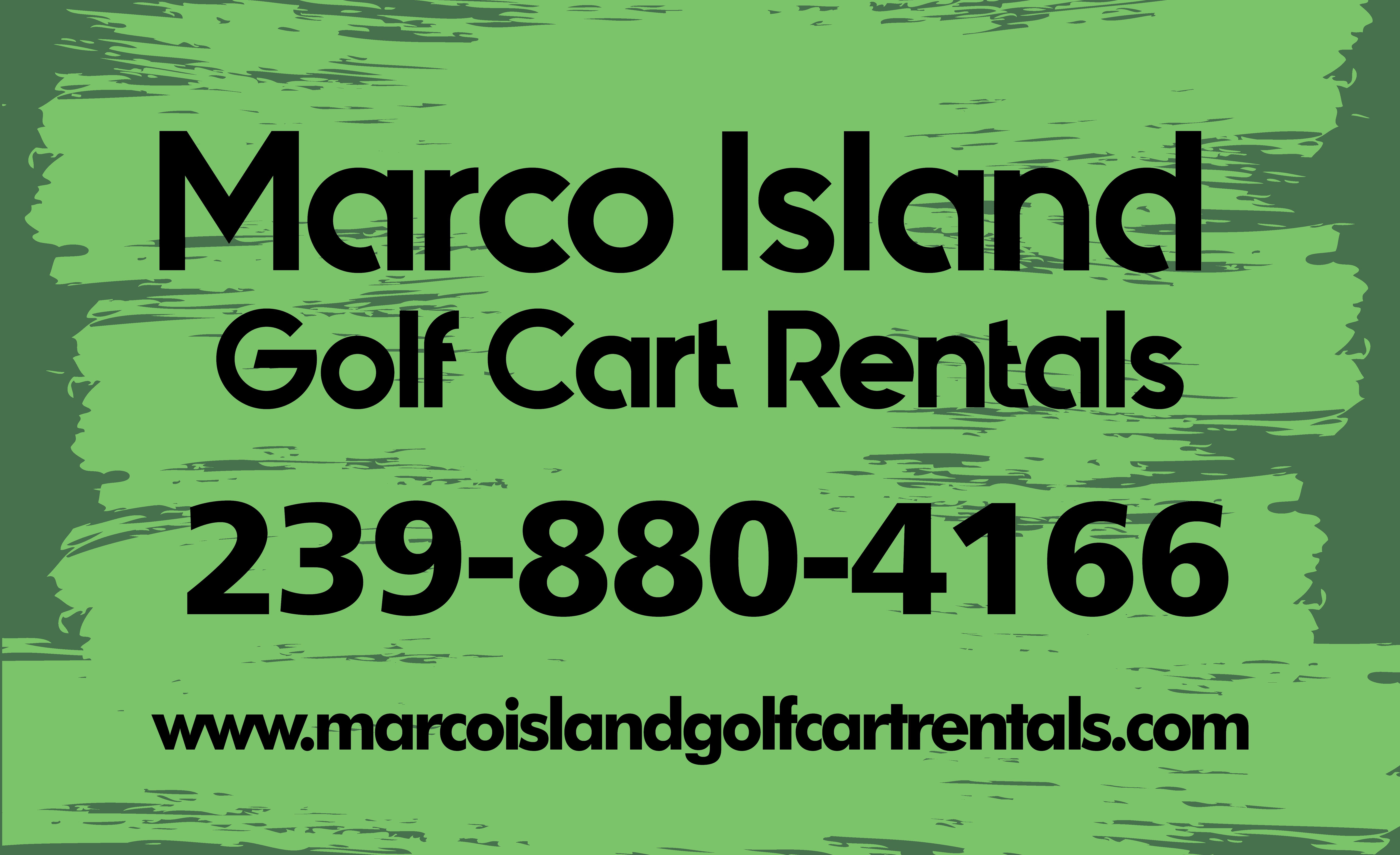 Marco Island Golf Cart Rentals