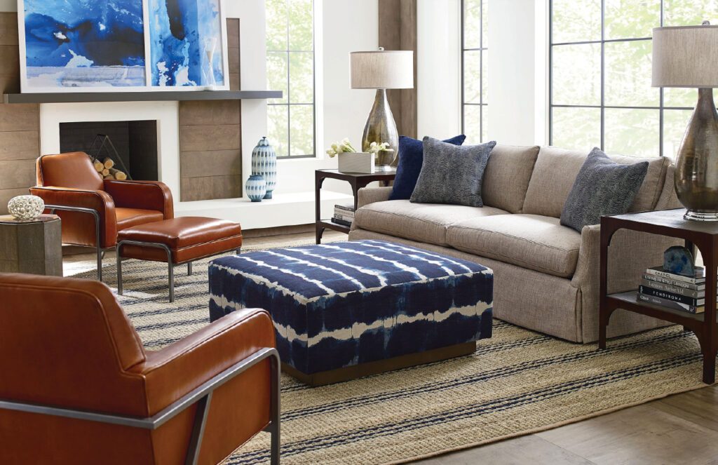NW Design House home page image featuring CR Laine furniture
