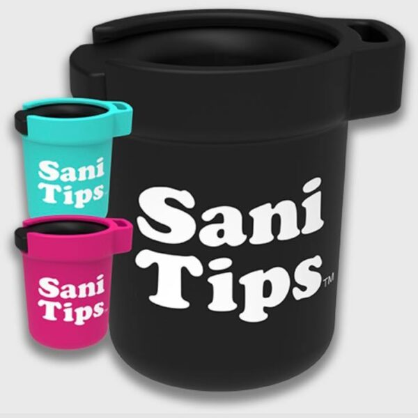 SaniTips3CupLogo