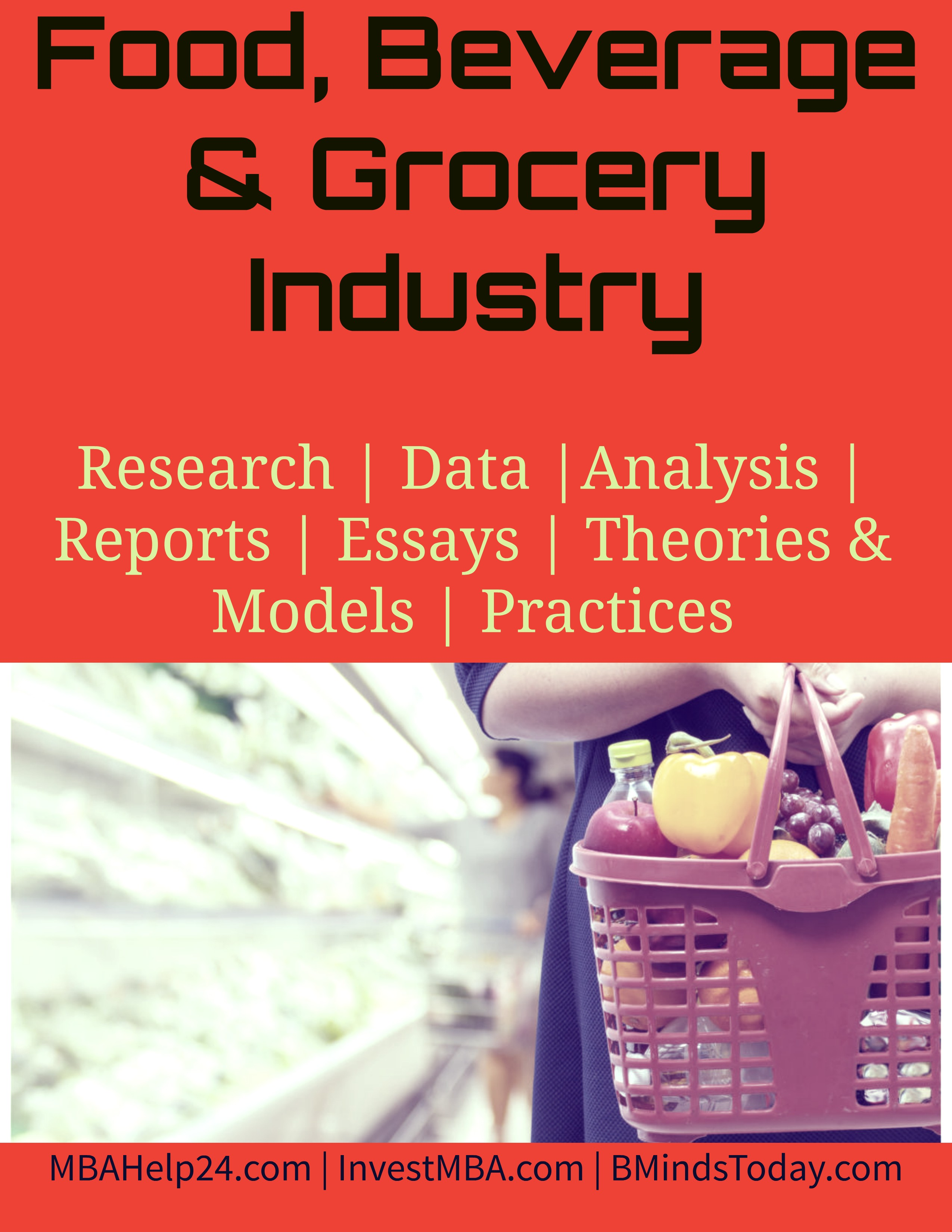 Food, Beverage and Grocery Industry- MBA Retail Management