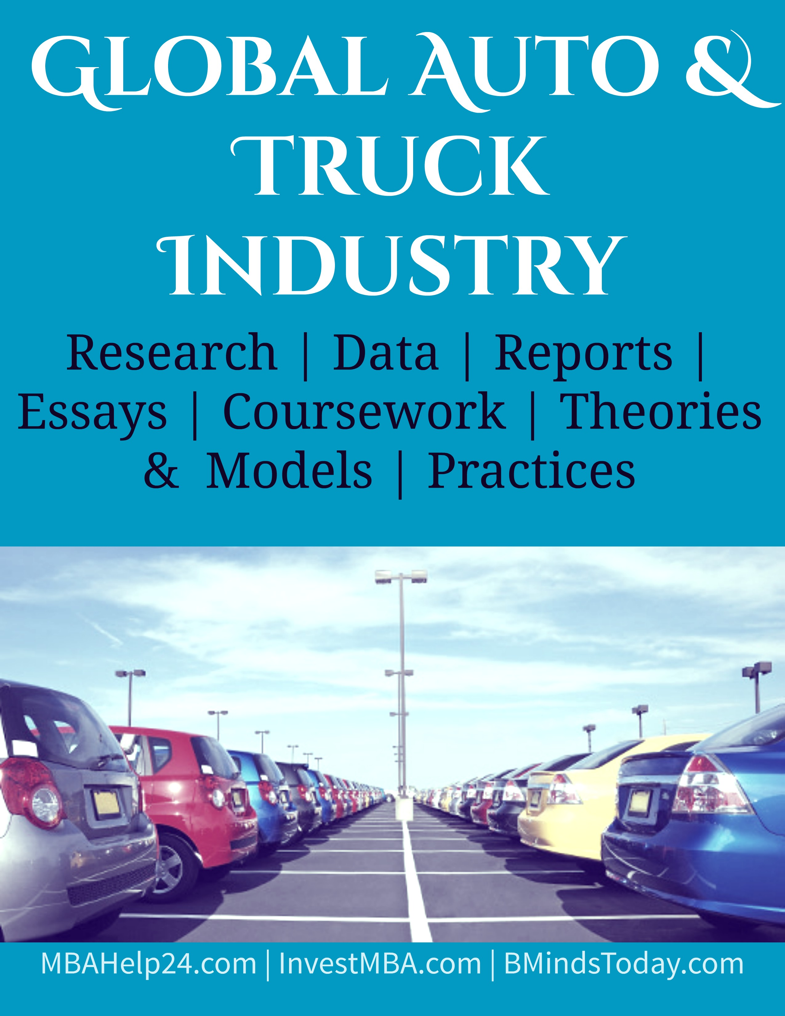 Global Auto and Truck Industry- MBA Automobiles