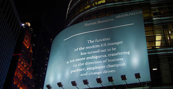 Human Resource Management - Learning Tools and Resources human resources Human Resources HR e1481584685298