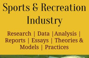 Sports and Recreation Industry- MBA Sports Management mba knowledge MBA Knowledge With Free Resources and Tools Sports and Recreation Industry 300x194