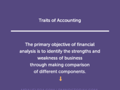 accounting-traits-and-characteristics