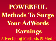 POWERFUL Methods To Increase Your AdWords Earnings knowledge centre Knowledge Centre For Entrepreneurs POWERFUL Methods To Increase Your AdWords Earnings 238x178