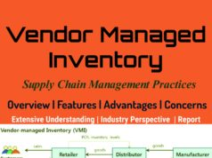 Vendor Managed Inventory- Overview, Features, Advantages and Concerns