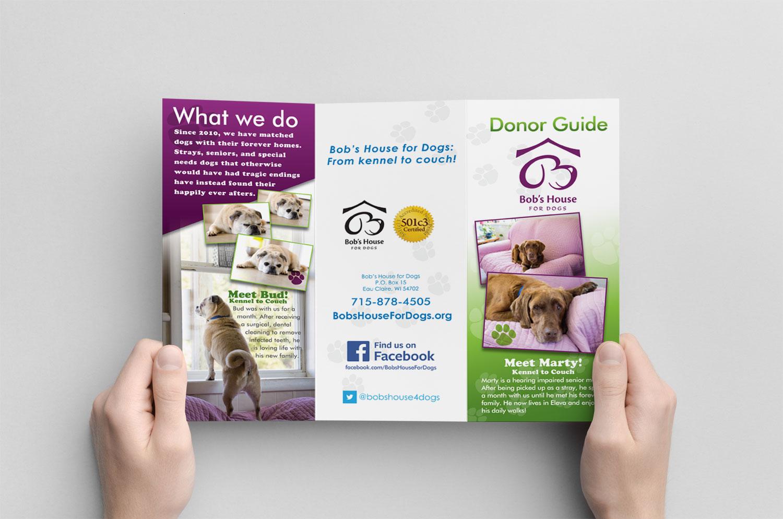 Bob's House Donor Brochure