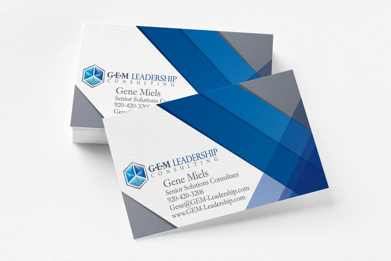 GEM Business Card Design