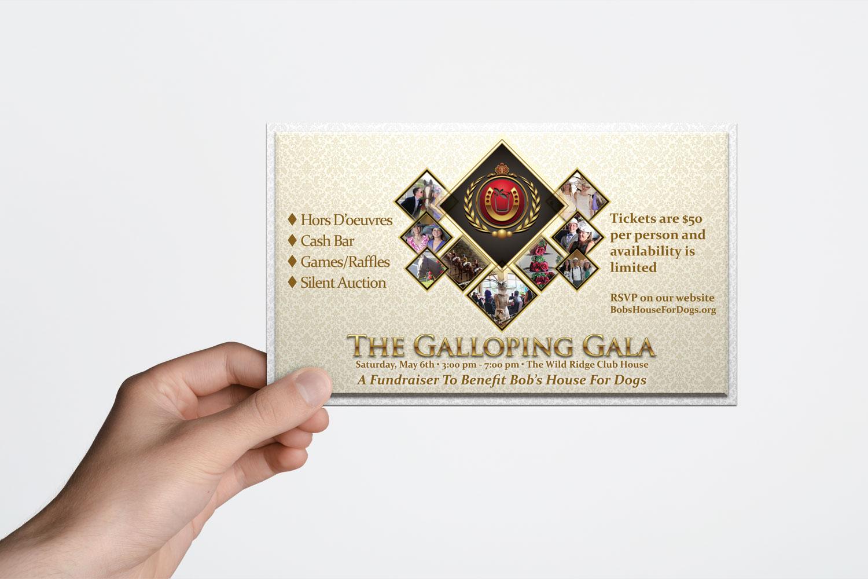 Galloping Gala Ad