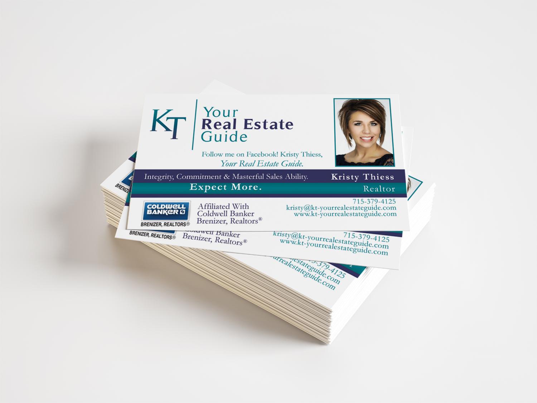 KT Business Cards