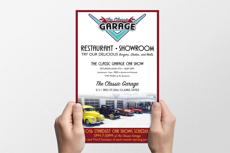 Classic Garage Ad