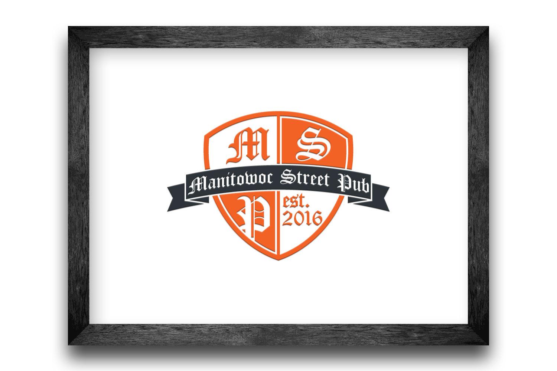 Manitowoc Street Pub Logo