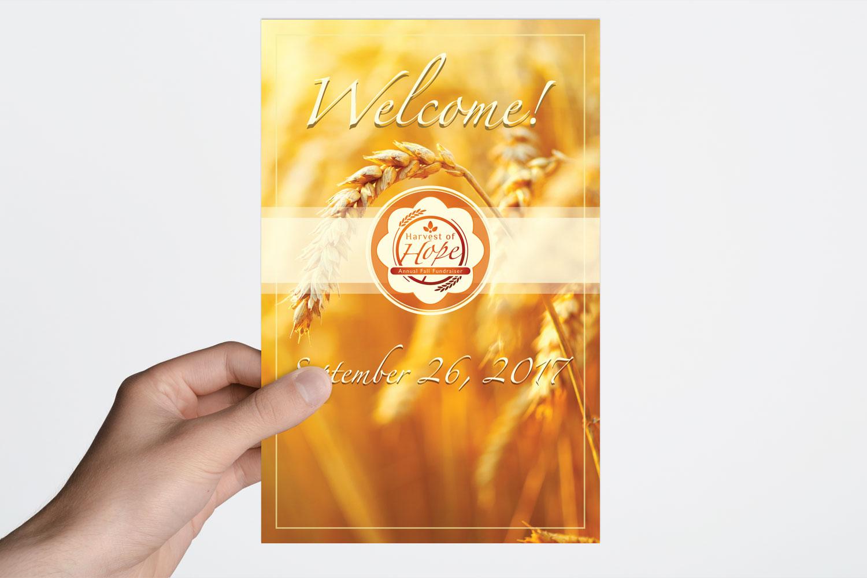Harvest of Hope Booklet