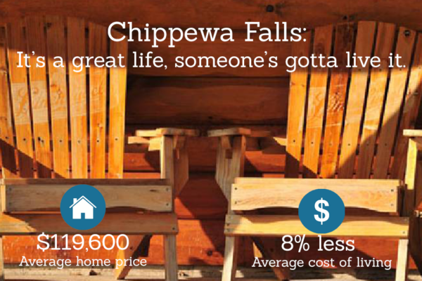 Chippewa Falls Workforce attraction case study