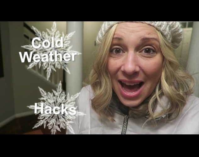 Cold Weather Life Hacks on TLC