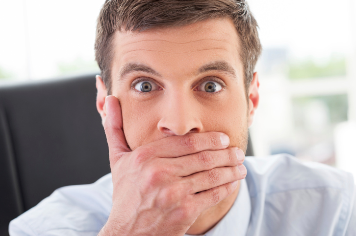 Things You Shouldn't Say During a Job Interview Featured Image - Net Gold, LLC