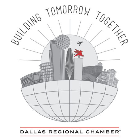 Dallas Regional Chamber of Commerce Logo - Net Gold, LLC