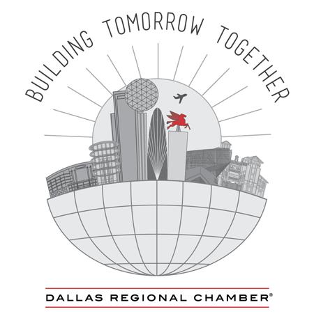 Dallas Regional Chamber of Commerce Logo - Net Gold, LLC