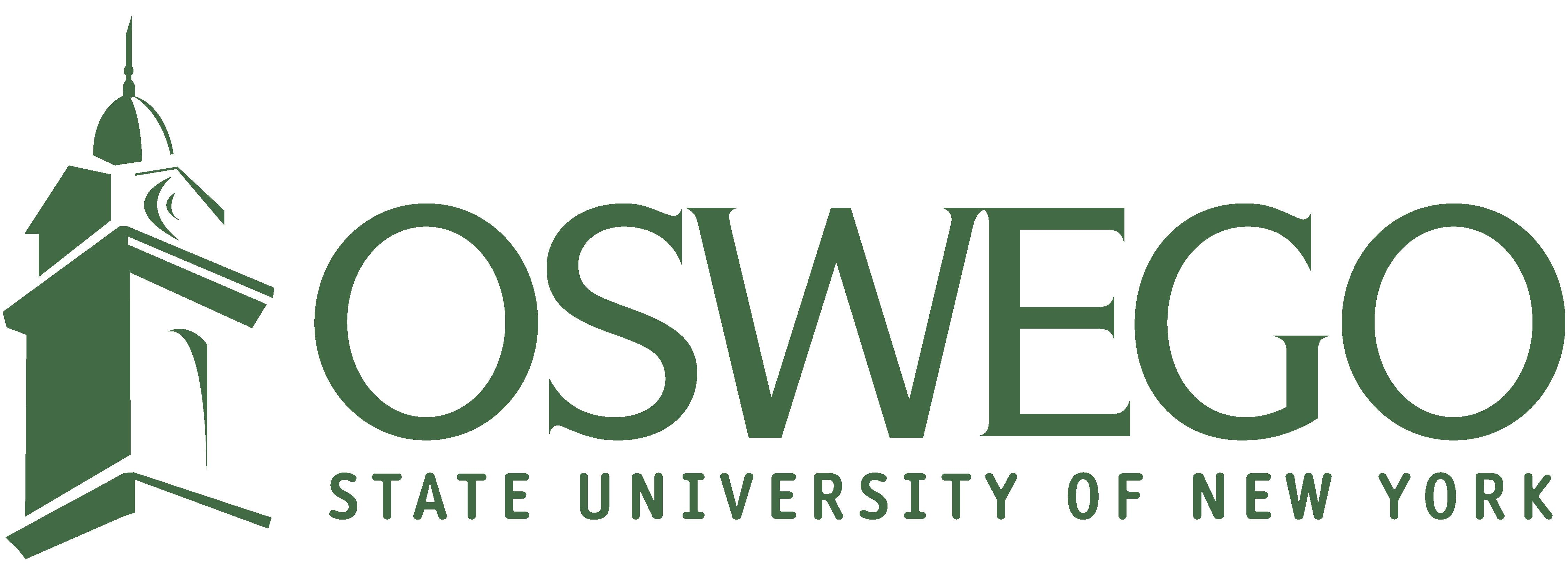 Oswego - State University of New York Logo