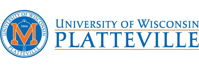 University of Wisconsin - Platteville Logo