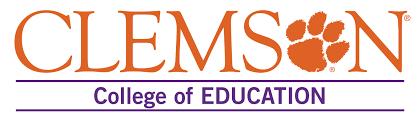 Clemson University - College of Education Logo