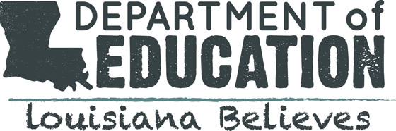 Louisiana Department of Education Logo