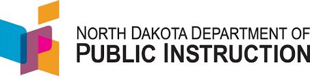 North Dakota Department of Public Education Logo