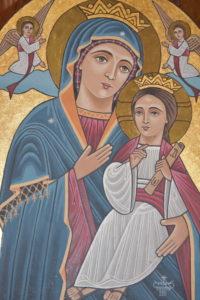 The Holy Virgin Mary - Saint Mary