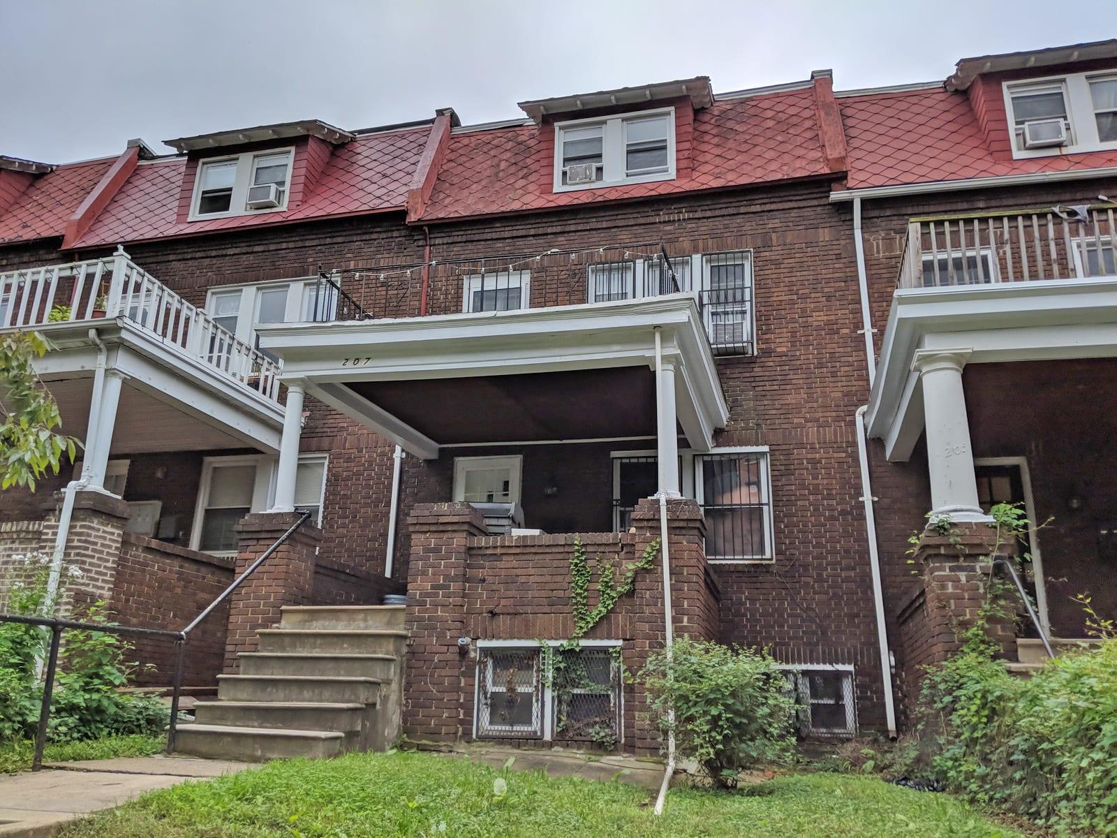 5-Bedroom Rental House Next To Johns Hopkins University