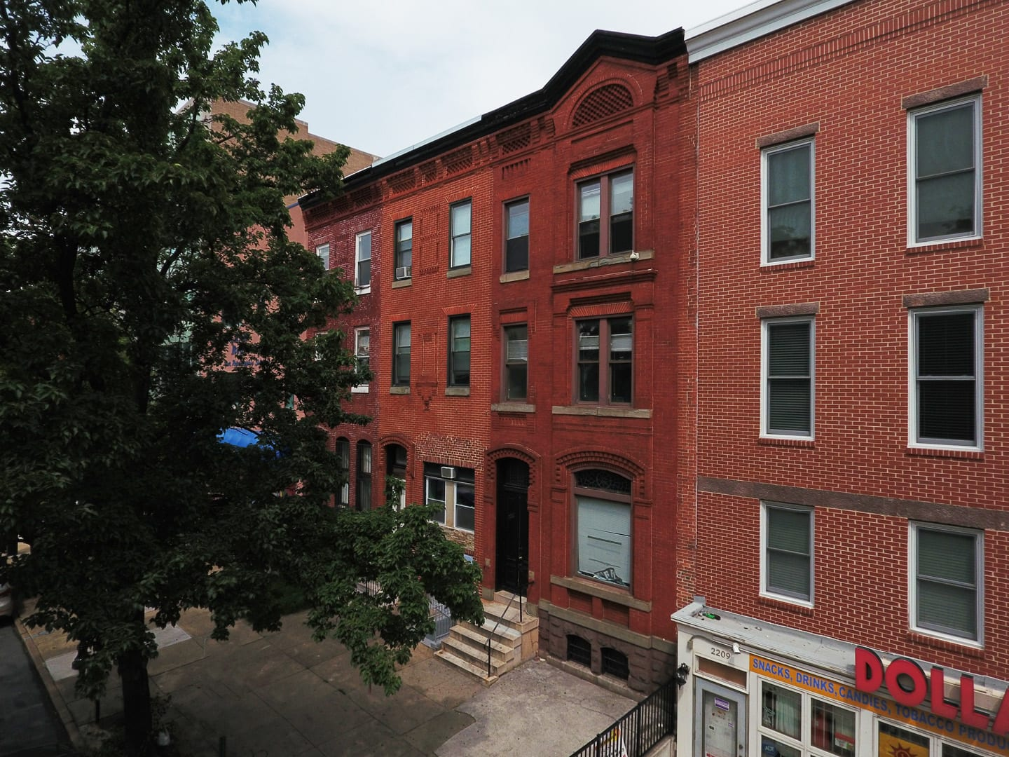 2213 N. Charles:  3 Apartments In Old Goucher