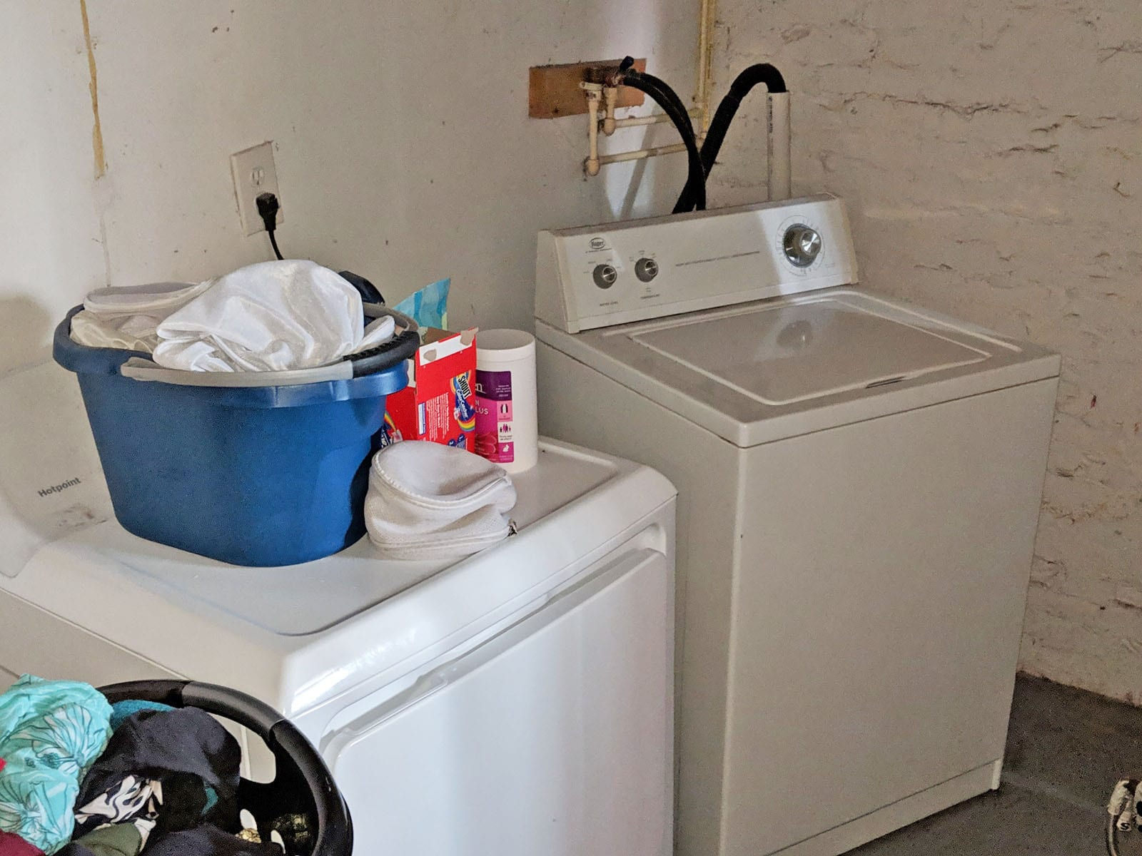 117 2302 Laundry
