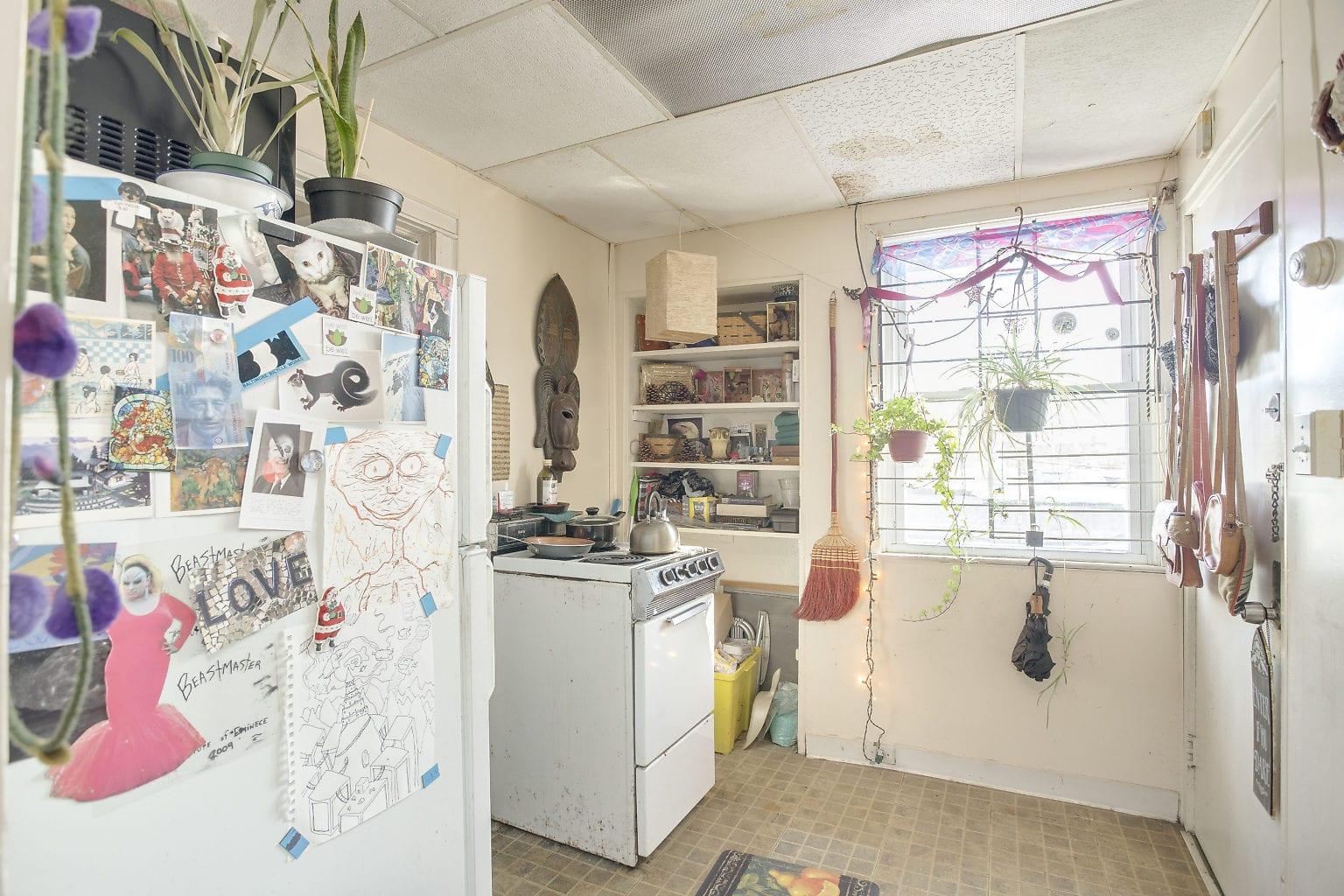 33 3rd Flr Kitchen