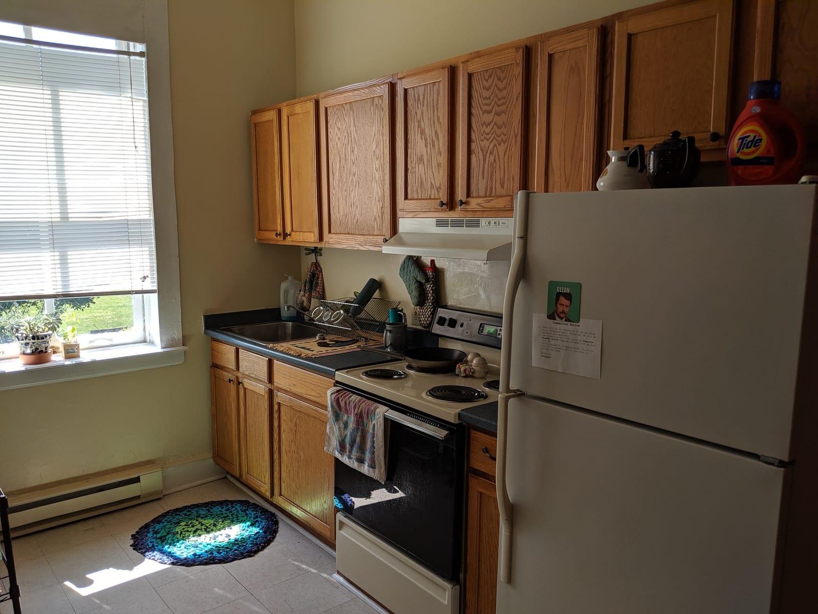 61 617 Paca 3 Kitchen
