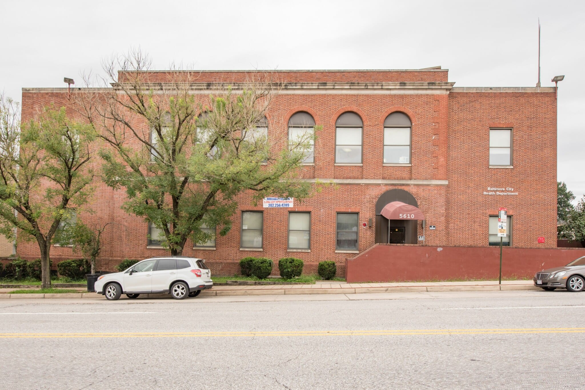 5610 Harford Rd: 15,000 sq. ft. office building, 11.22% cap rate