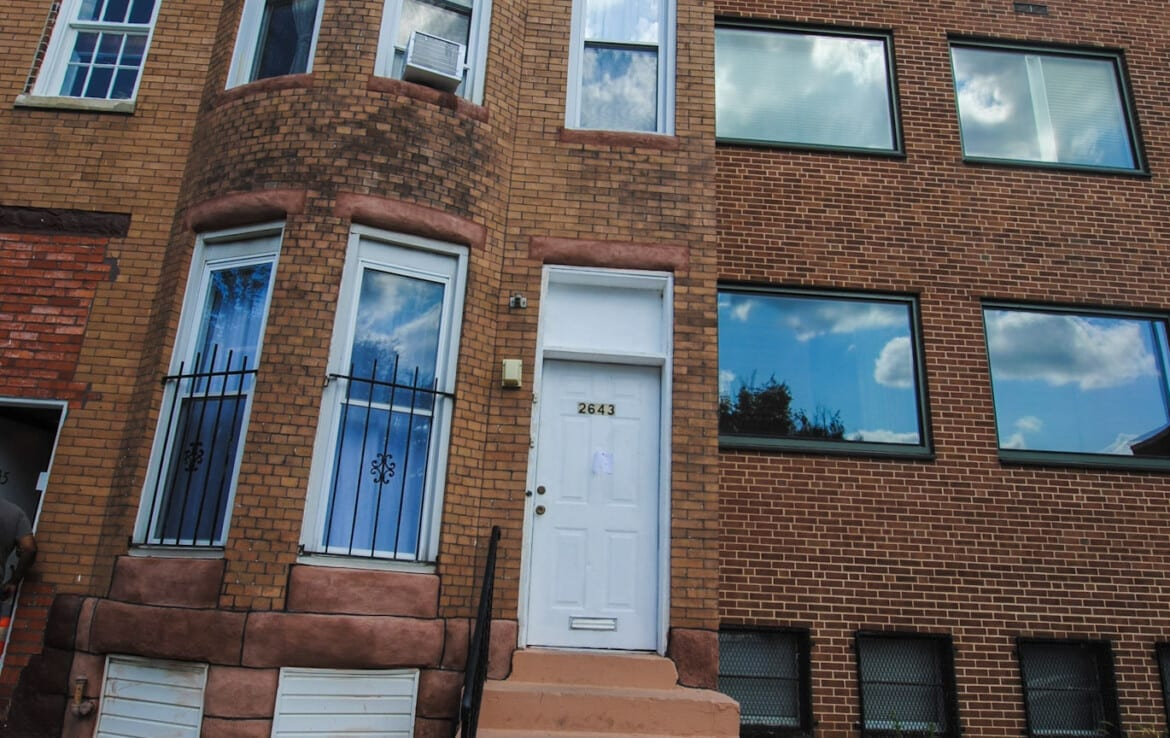2643 Maryland Ave: 3 Apartments, Certified Lead-Free, In Charles Village