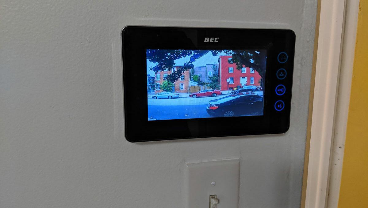 28-Video-Display-inside-unit