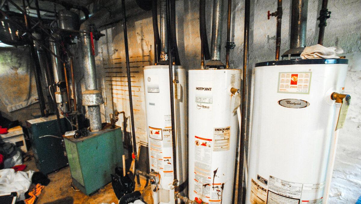 81 water heaters
