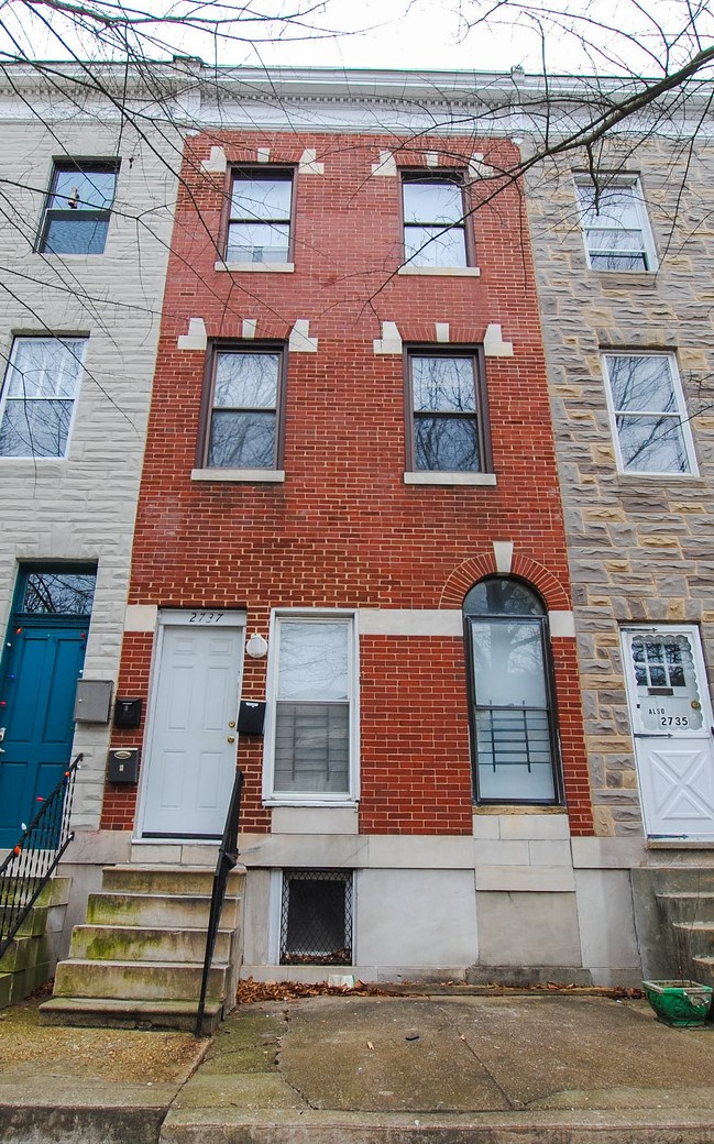 2737 Maryland Ave. 21218: Own in Charles Village at an Affordable Entry Price!