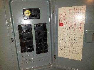 871 39 3rd Flr Electric Panel
