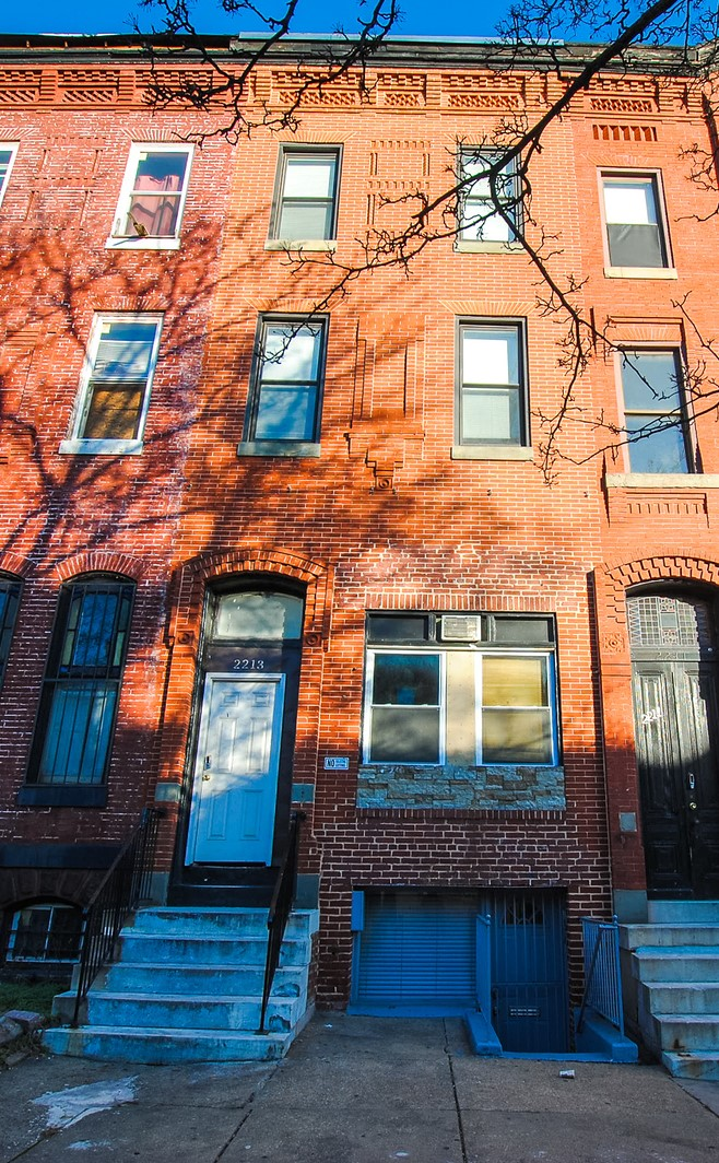 2213 Charles St: 3 Apartments and 1 Retail Store in Old Goucher!
