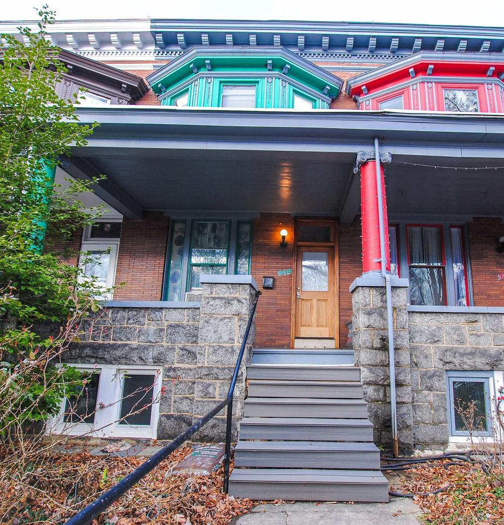 312 E 33rd St: 4-Bedroom Rental House Next to Johns Hopkins University