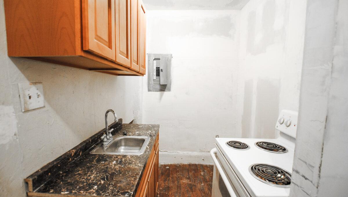 12 unit 1 kitchen