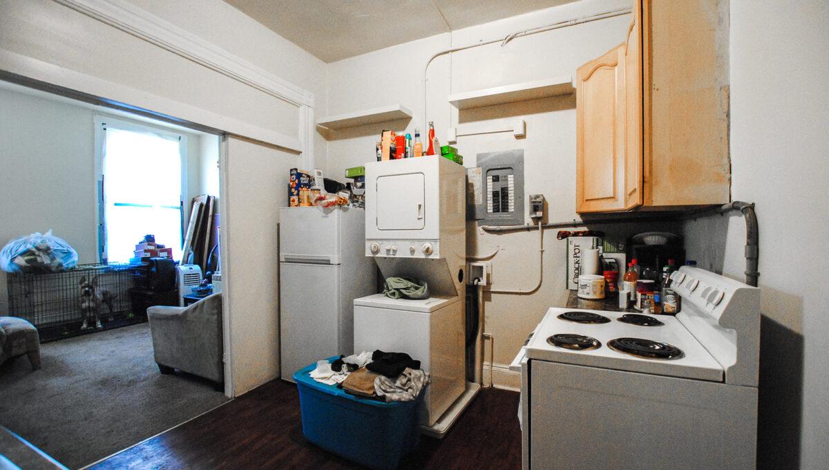 22 unit 2 kitchen