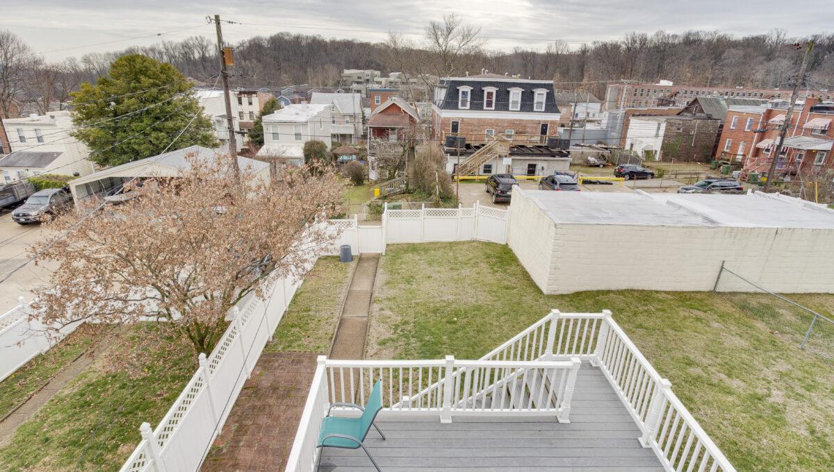 2nd FLoor Bedroom Deck View 2