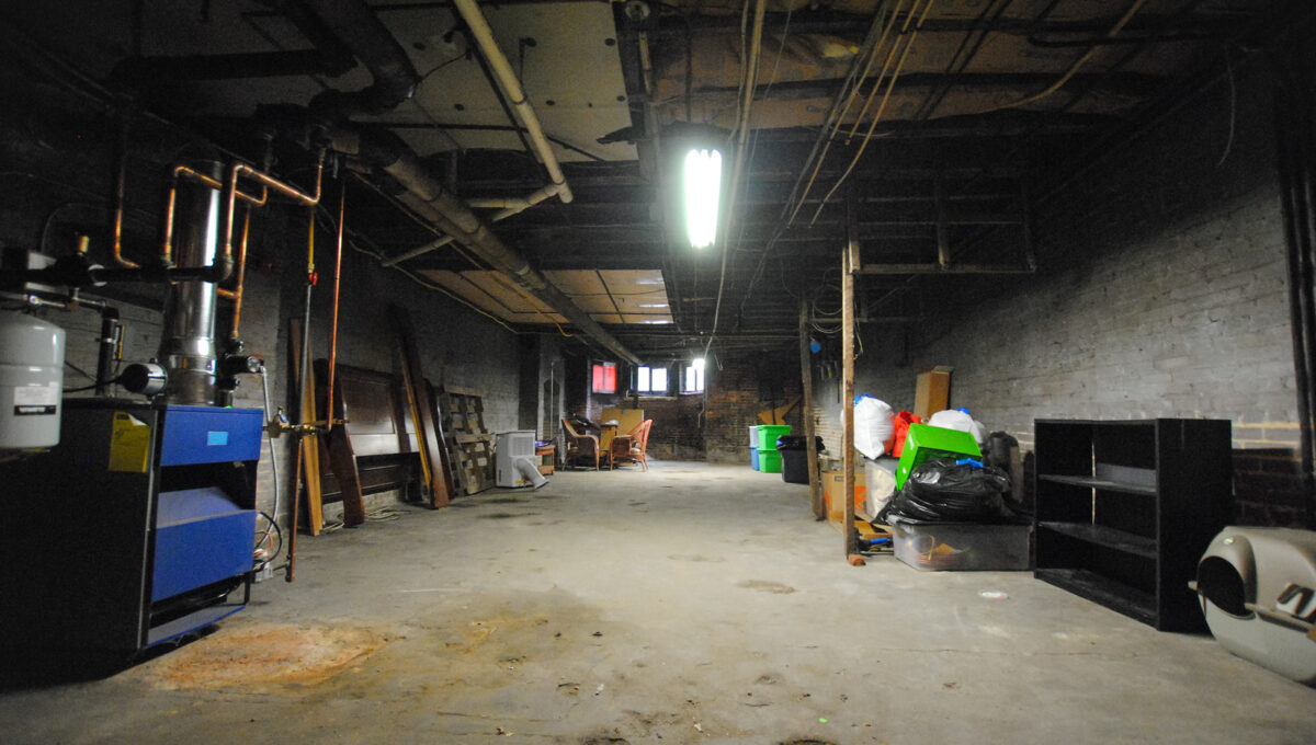 87 basement