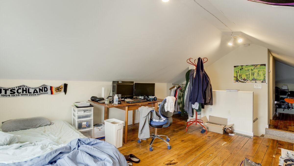 Bedroom 4 View 2