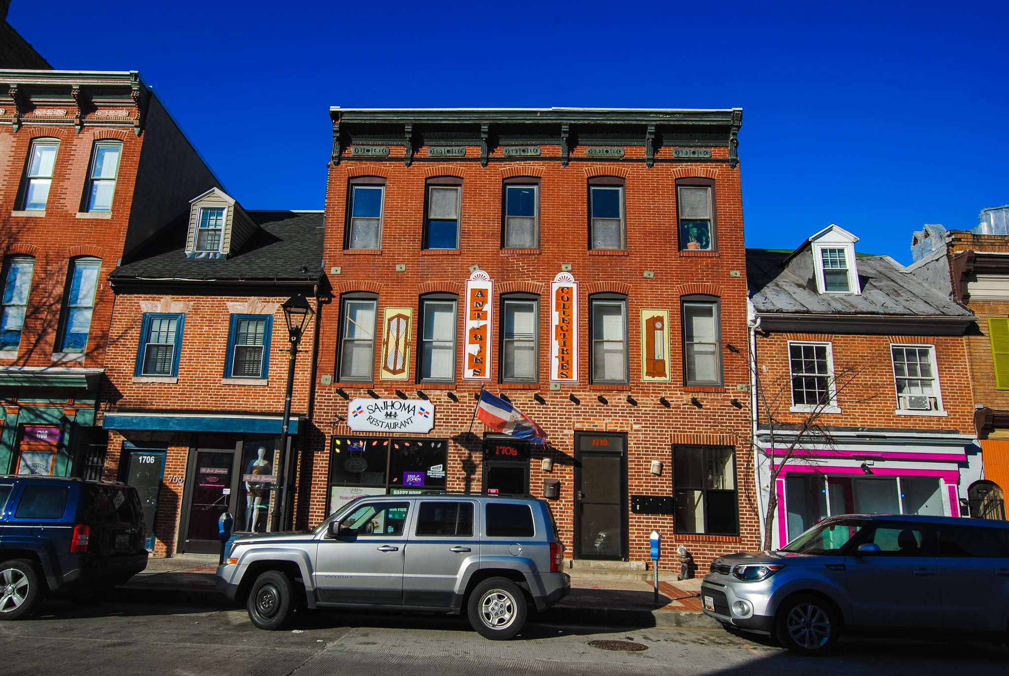 1708 – 1710 Fleet St: 3 Apartments, 1 Retail Space Fully Leased in Historic Fells Point